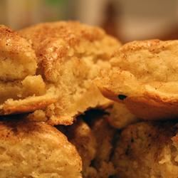 Apple Scones Alysha Meeks