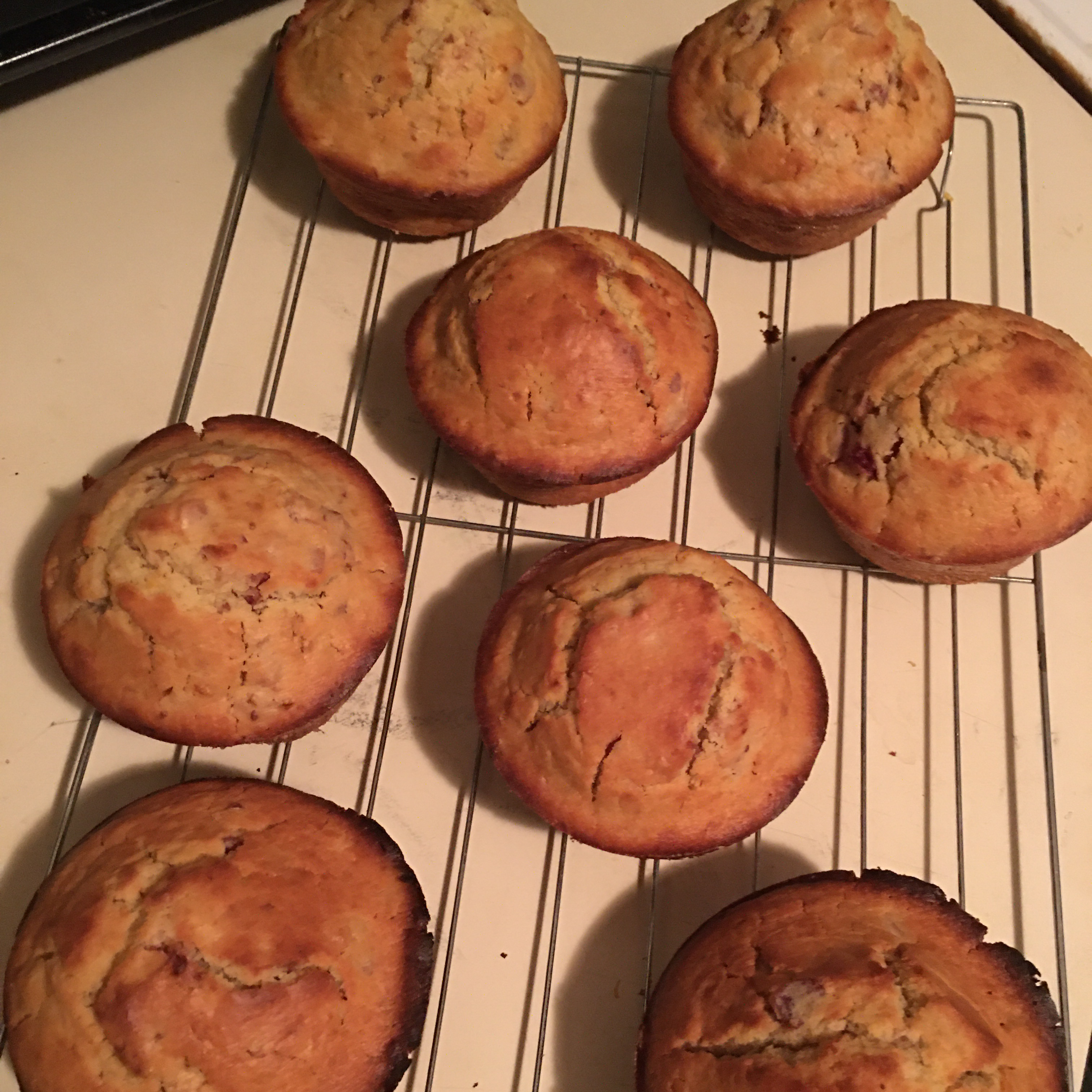 Cranberry Orange Muffins with Truvia® Baking Blend