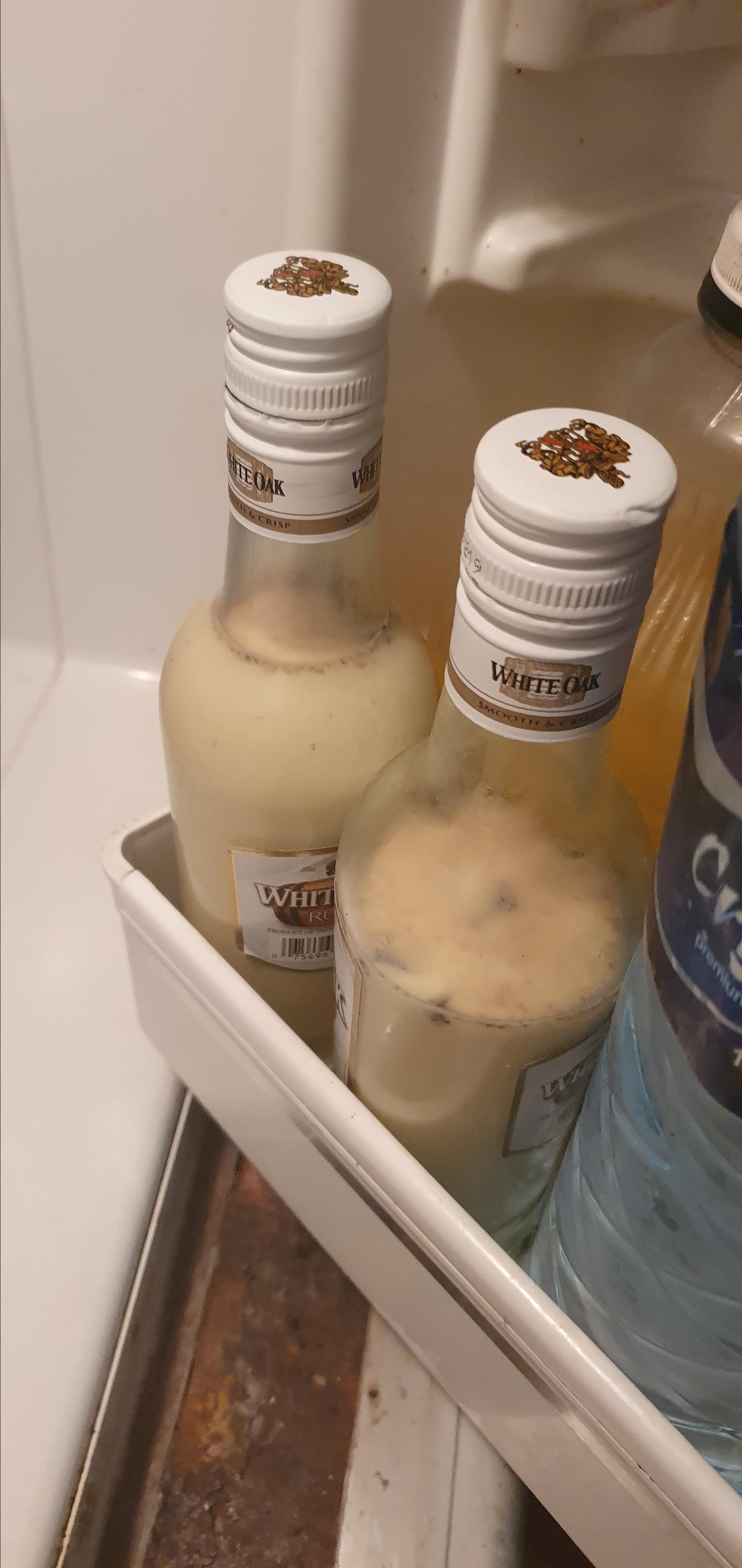 Trinidad's Ponche-de-Creme (Punch with Cream) Maximanita