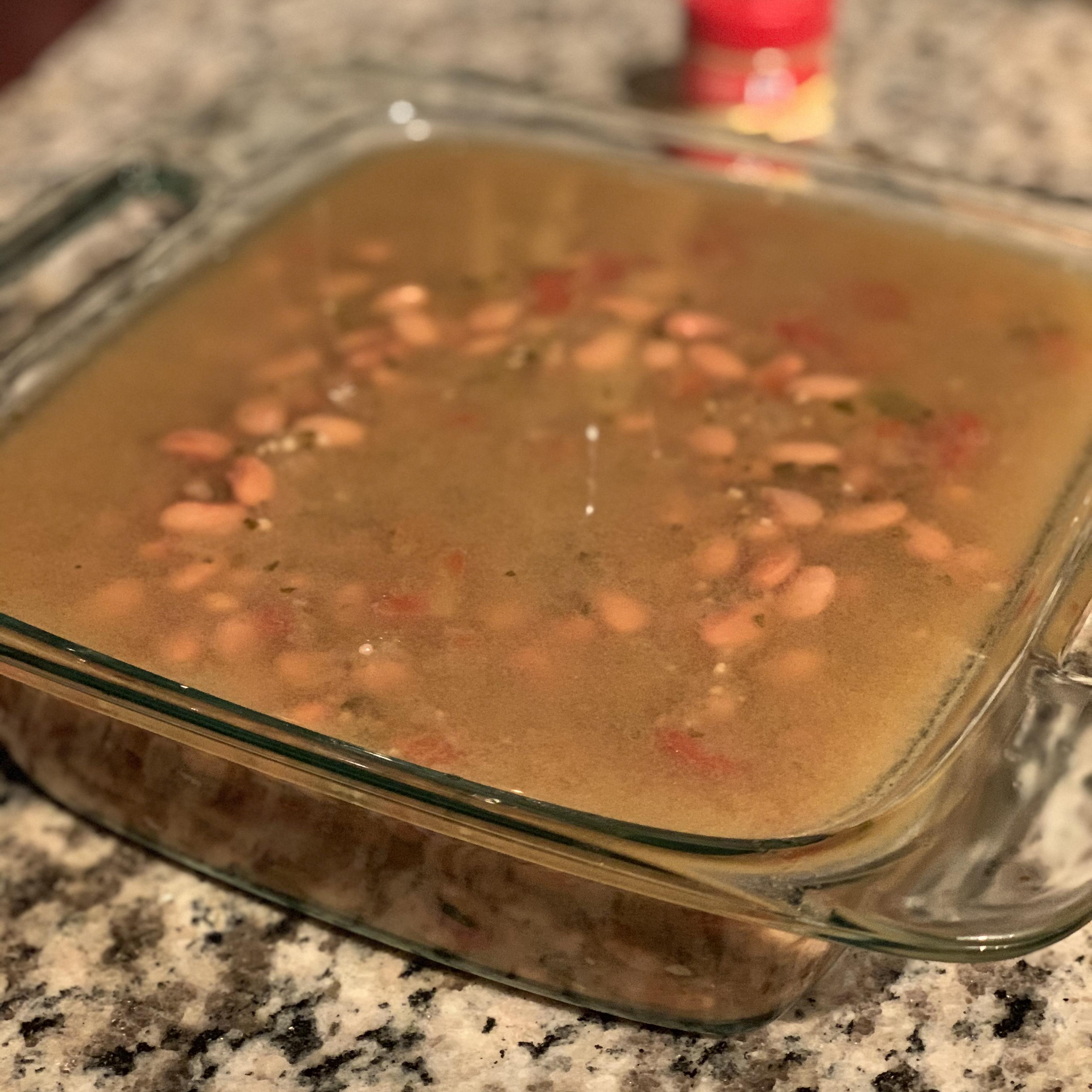 Kiki's Borracho (Drunken) Beans Bea Jorden