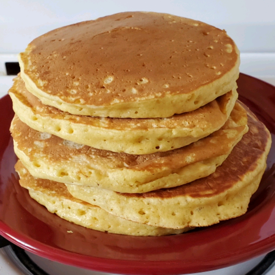 Creamsicle® Pancakes