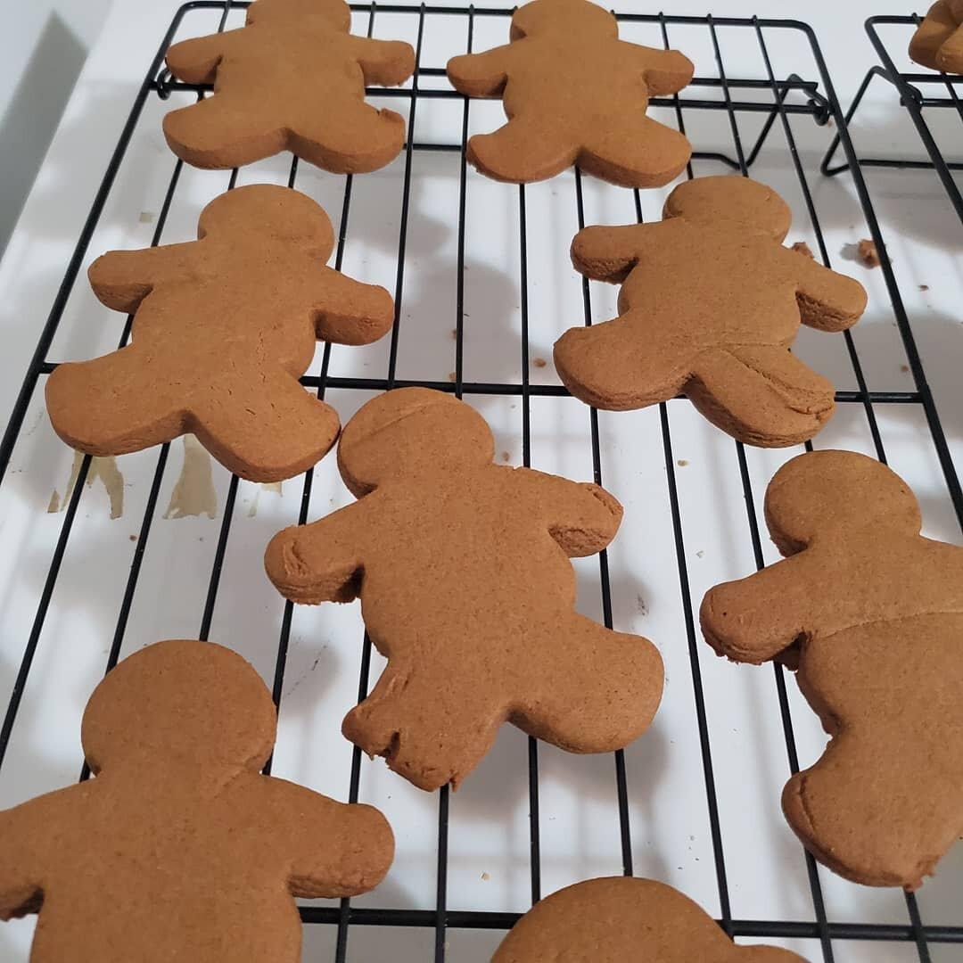 Gingerbread Men Cookies Recipe Allrecipes