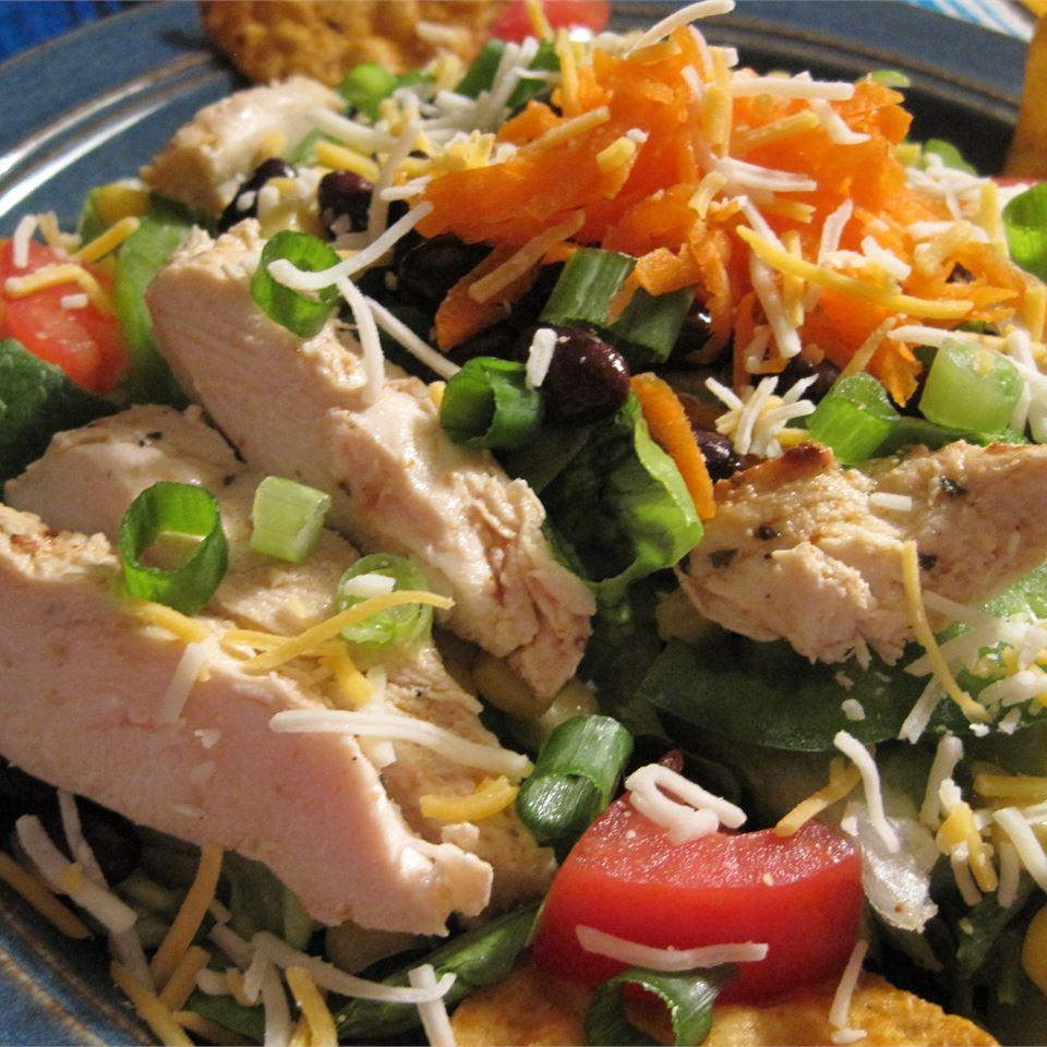 Southwest Chicken Salad II LYNNINMA