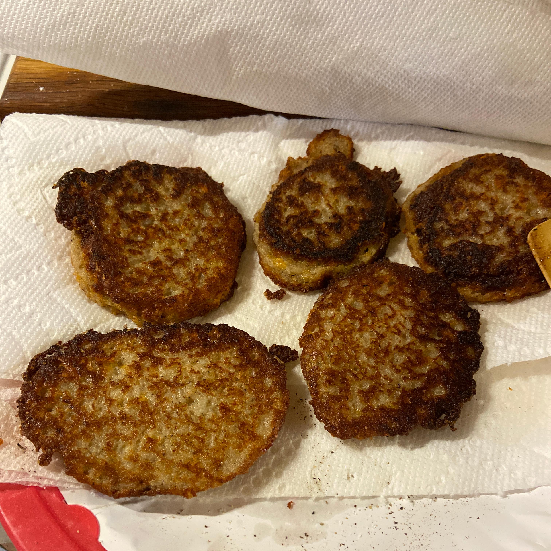 Foolproof Potato Latkes Hollie Hoover