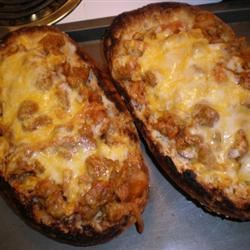 Onion and Sausage Pizza JULICHICKY