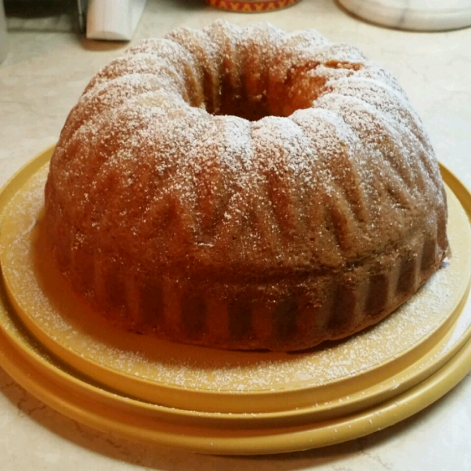 Easy Eggnog Pound Cake Sharon