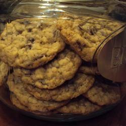 Oatmeal Crispies I