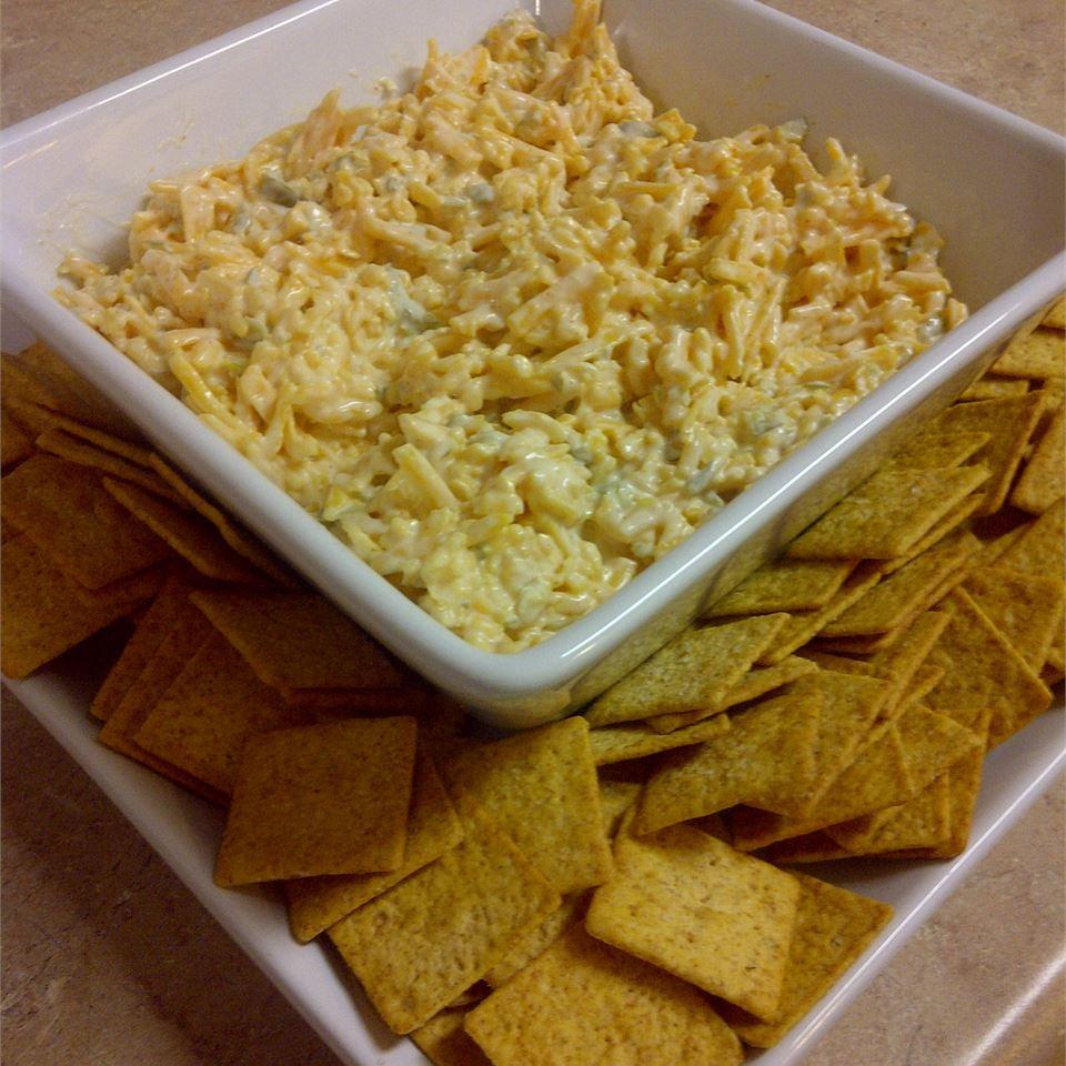 Smokey Jalapeno Cheese Dip