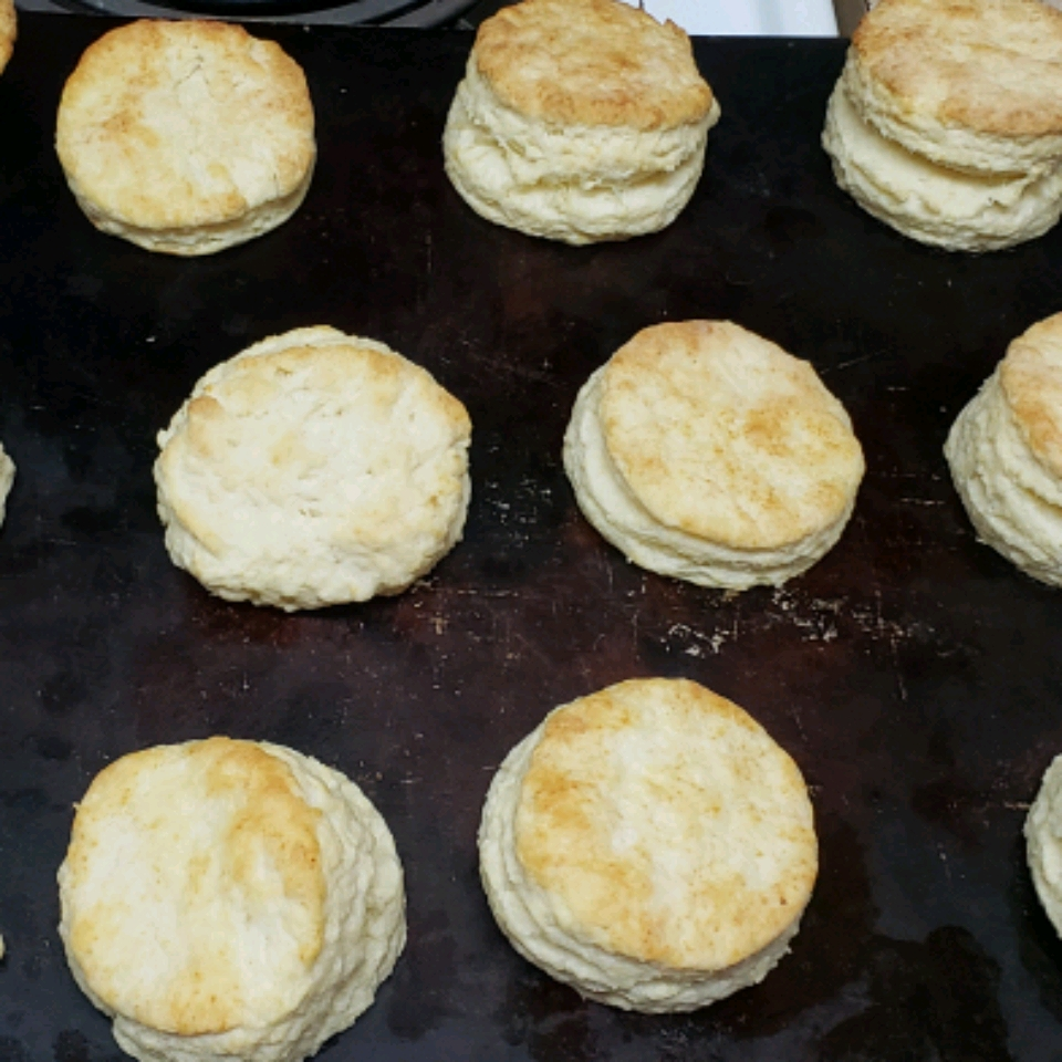 Never Fail Biscuits