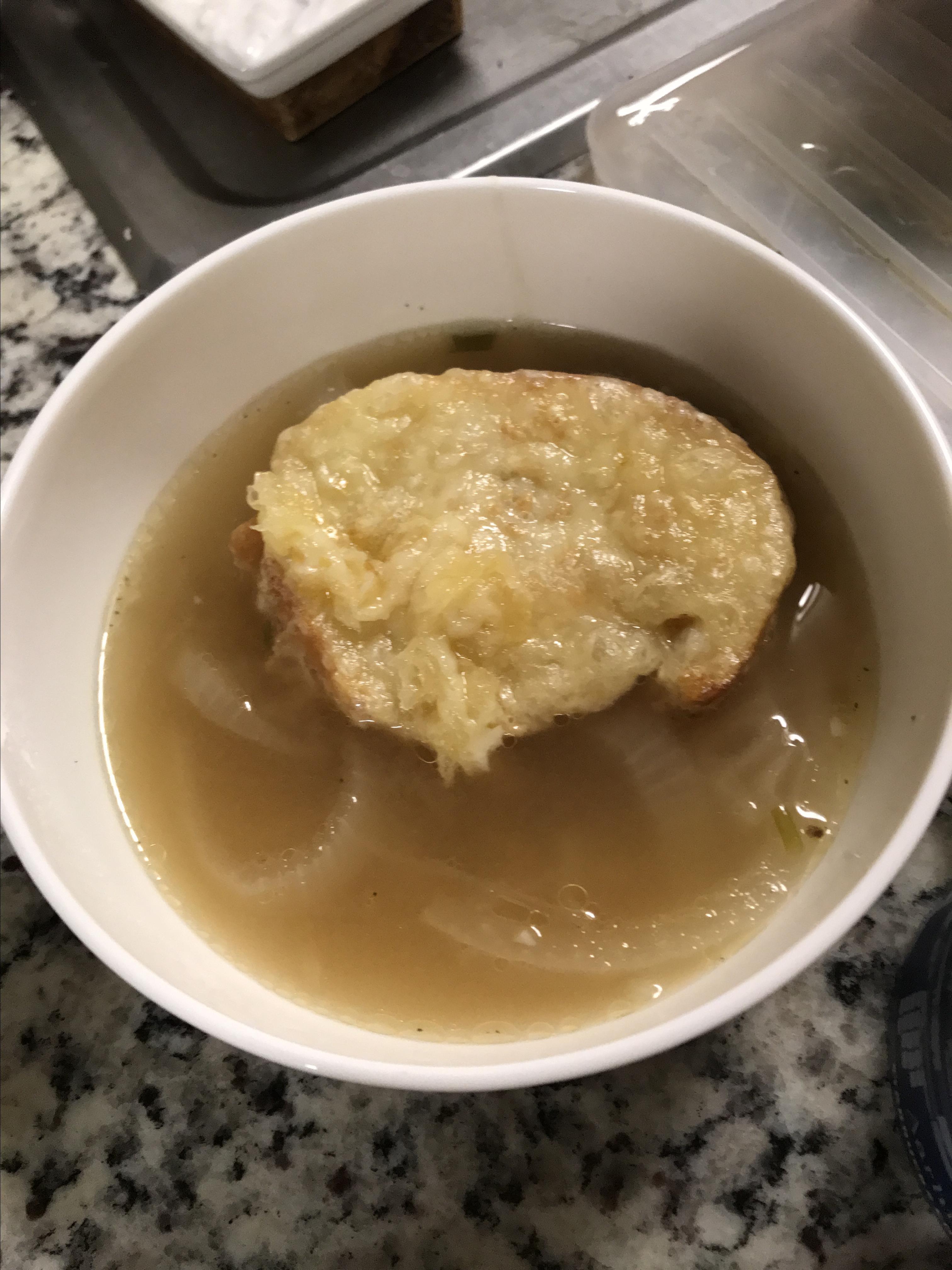 French Onion Soup II Ronald Mangio