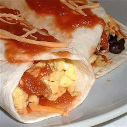 Breakfast Burritos de Frank Erimess