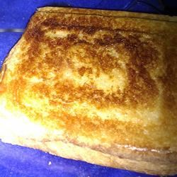 Grilled Cheese Sandwich Alex J Simpson