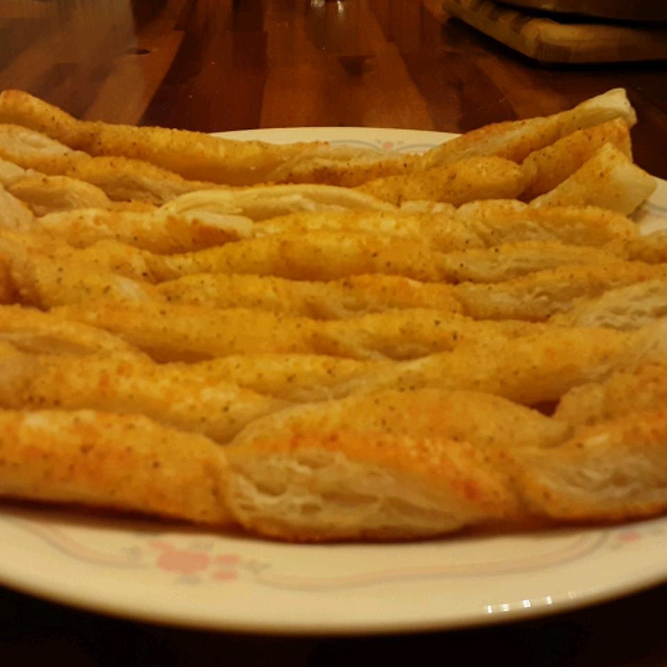 Crispy Cheese Twists aliceb