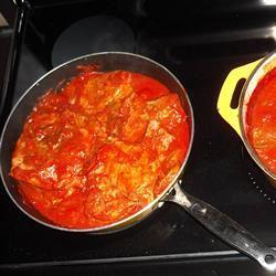 Tomato Chops I