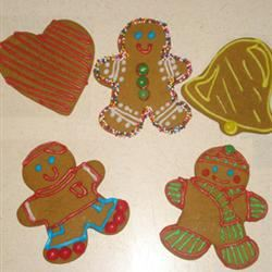 Nauvoo Gingerbread Cookies Saralectric