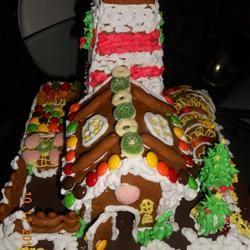 Children's Gingerbread House