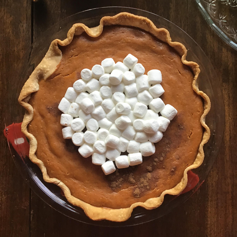Simple Pumpkin Pie Rob Caldarera