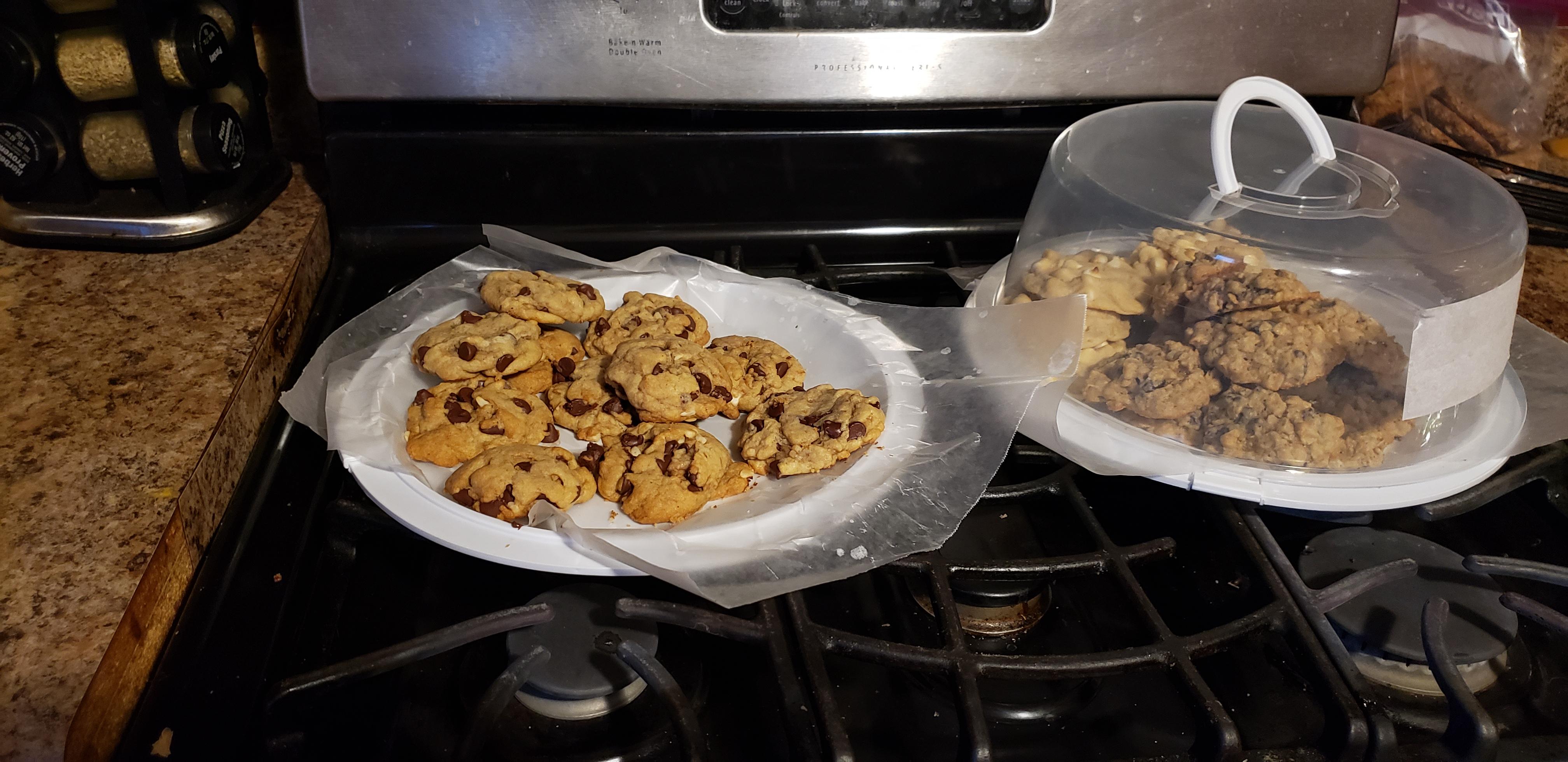 Tiffany's Chocolate Chip Cookies