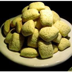 Pebber Nodder (Danish Christmas Cookies) Sonya M. Shafer
