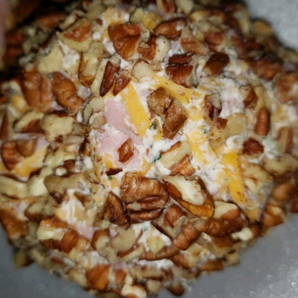 Buttermilk Ranch Cheeseball crockpot cooker