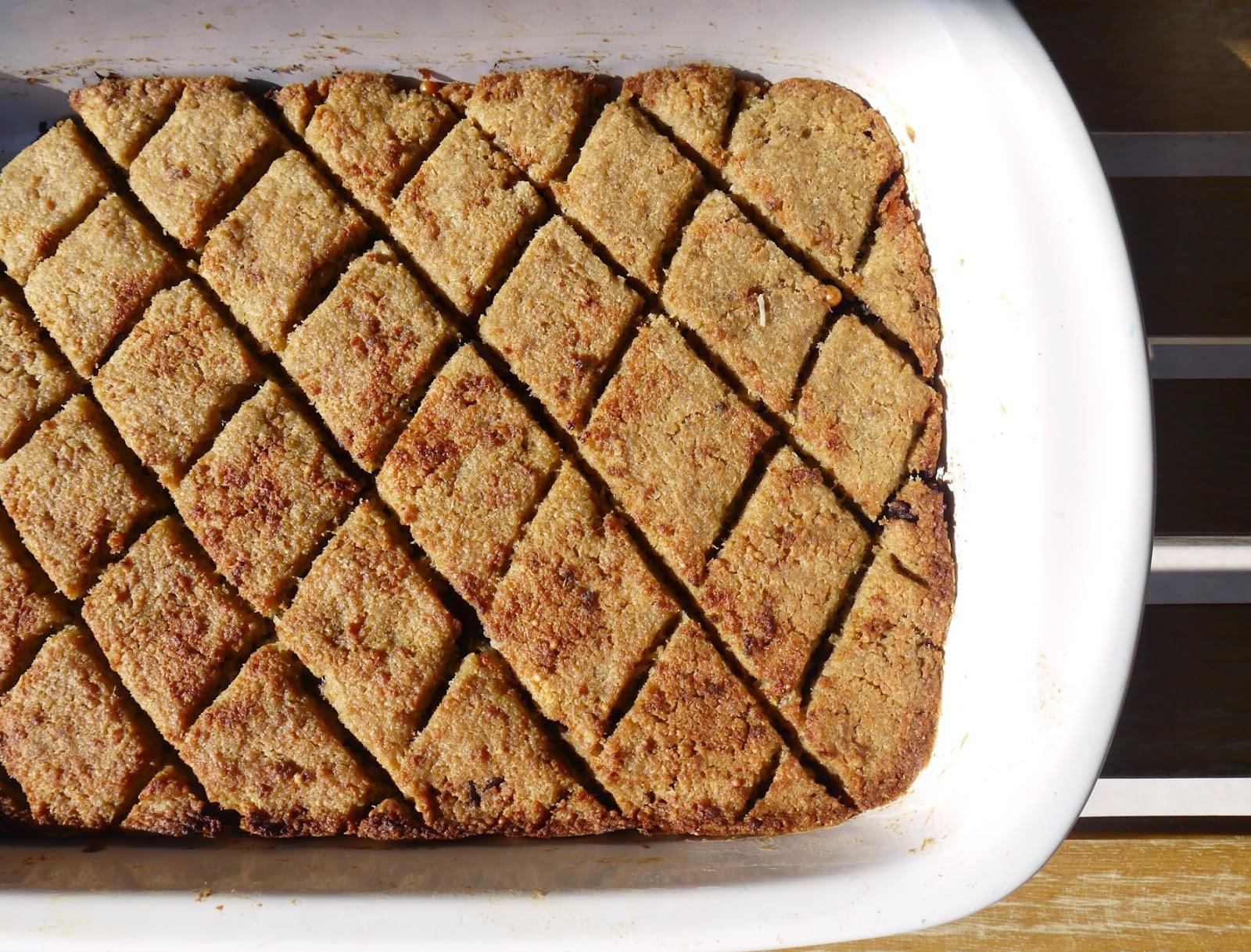 Aunt Louise's Baked Kibbeh