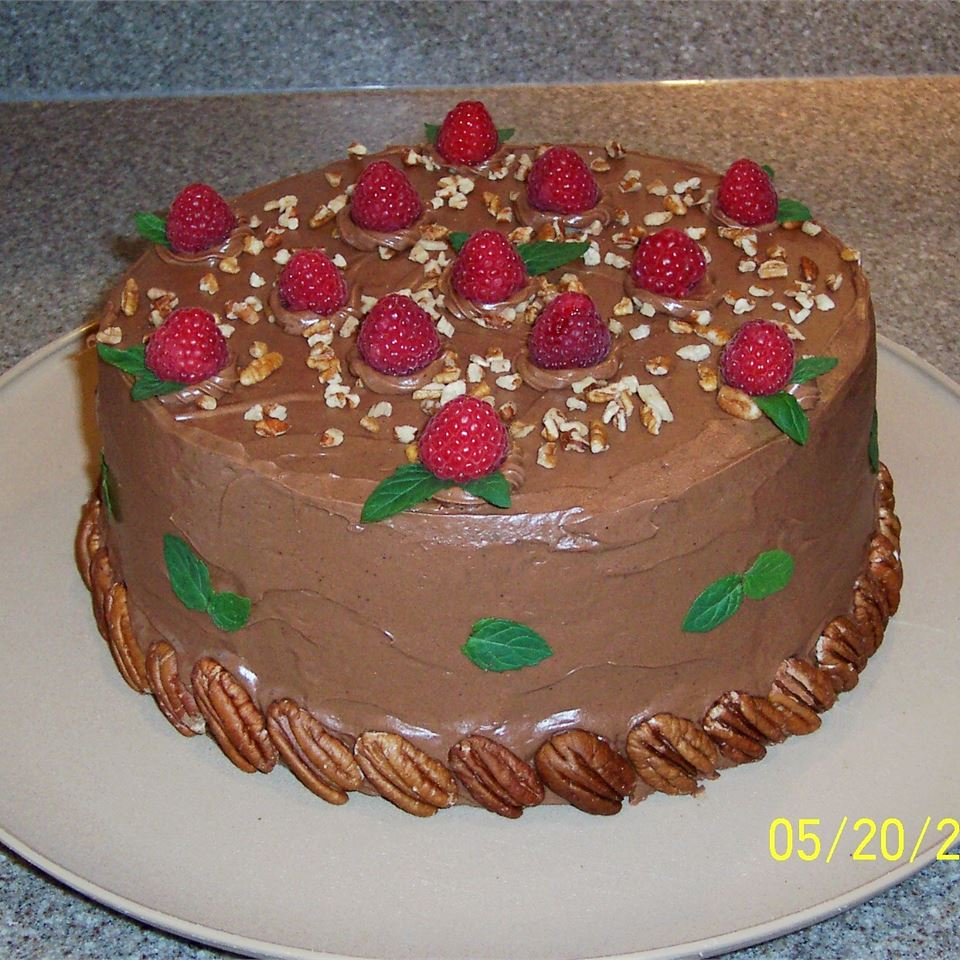 Chocolate Italian Cream Cake KRYSTENL