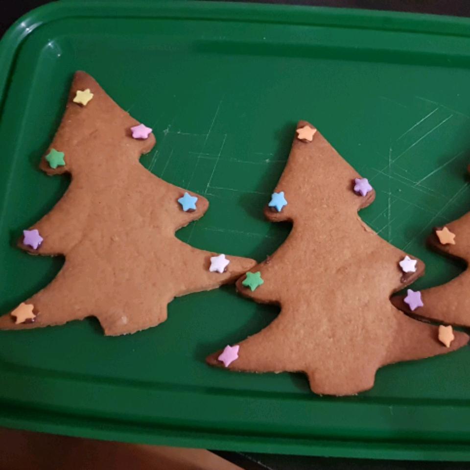 Gingerbread Men Anita Small