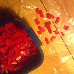 Gummy Candy Bluestrose