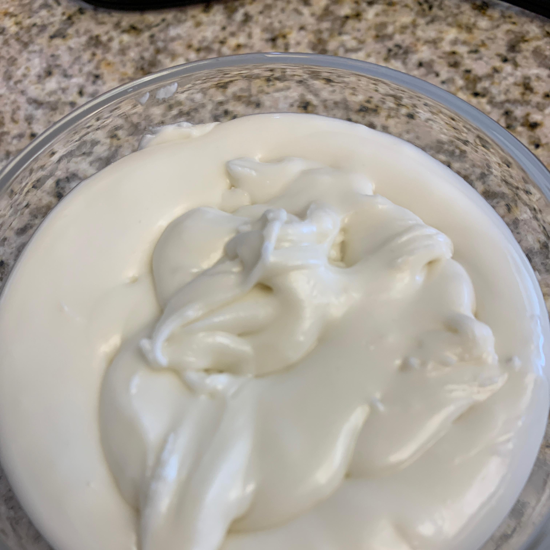Vanilla Glaze megan