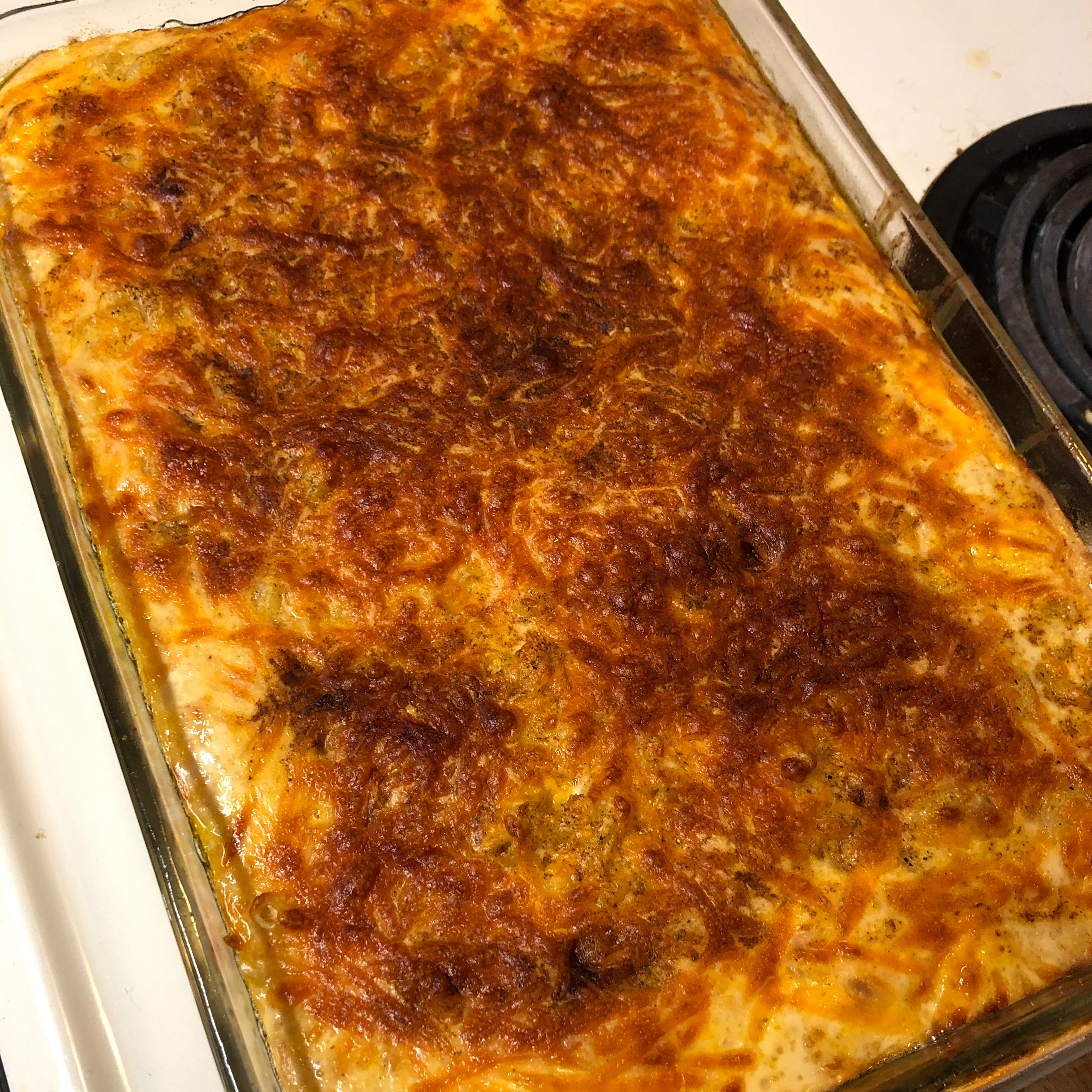 Southern Macaroni and Cheese Pie Bbbuggy