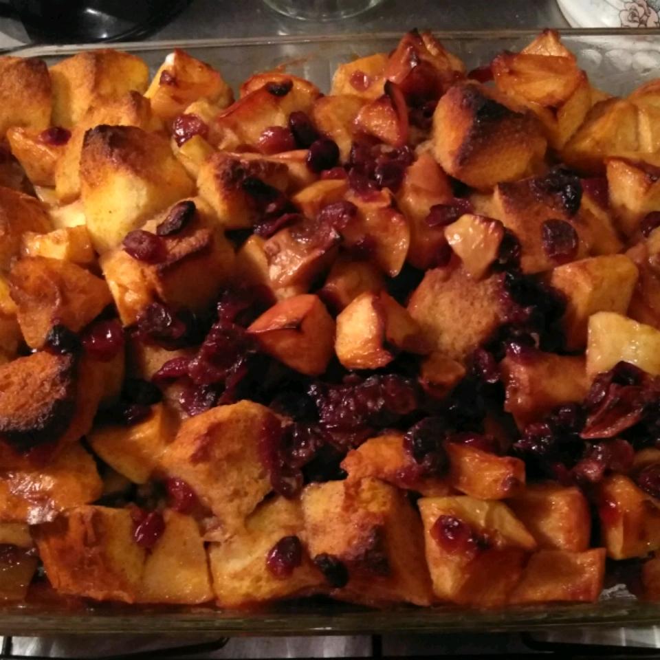 Baked Apple French Toast Casserole Kelly Alden