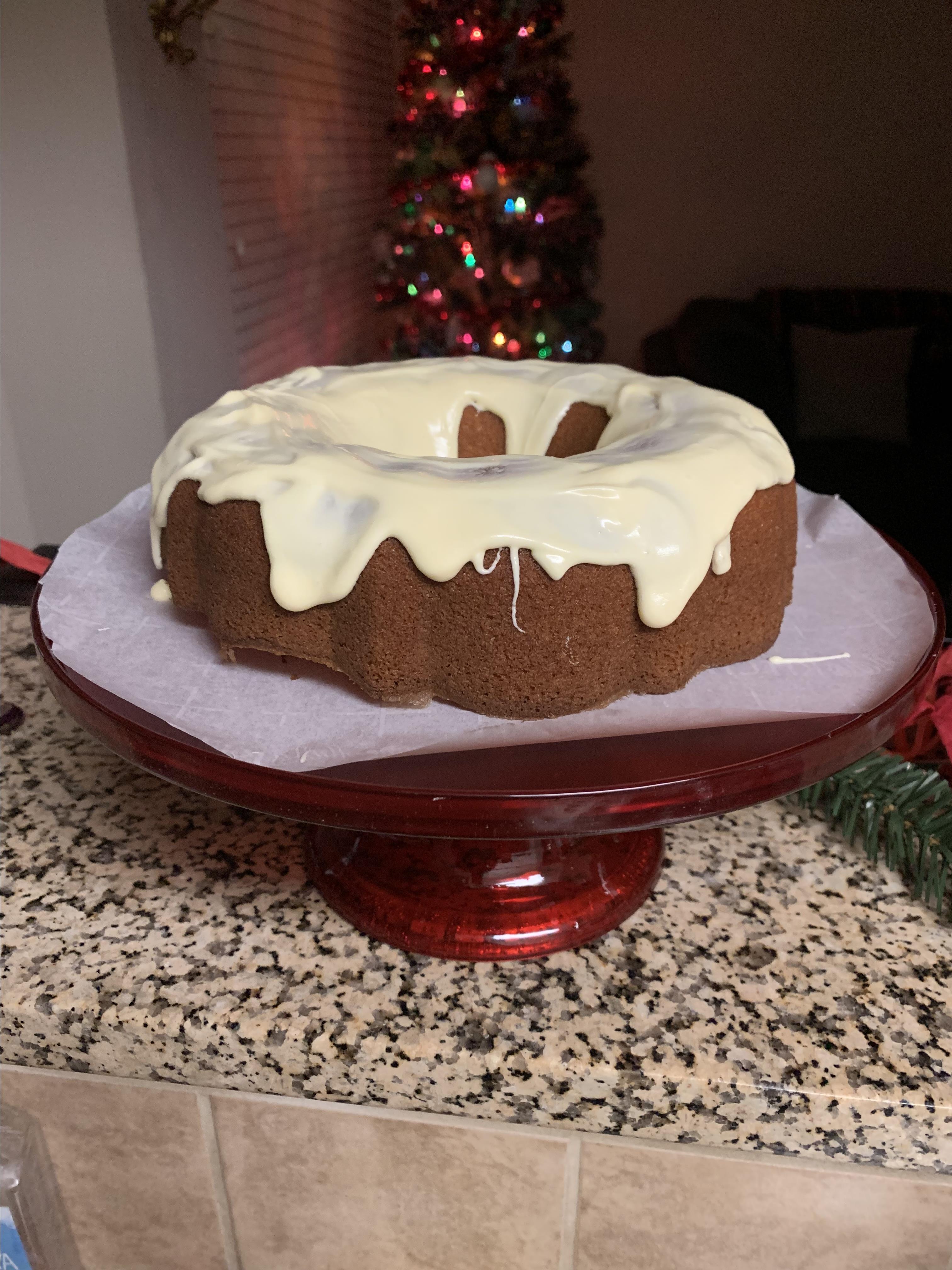 Butter Cake Lakesha Mays