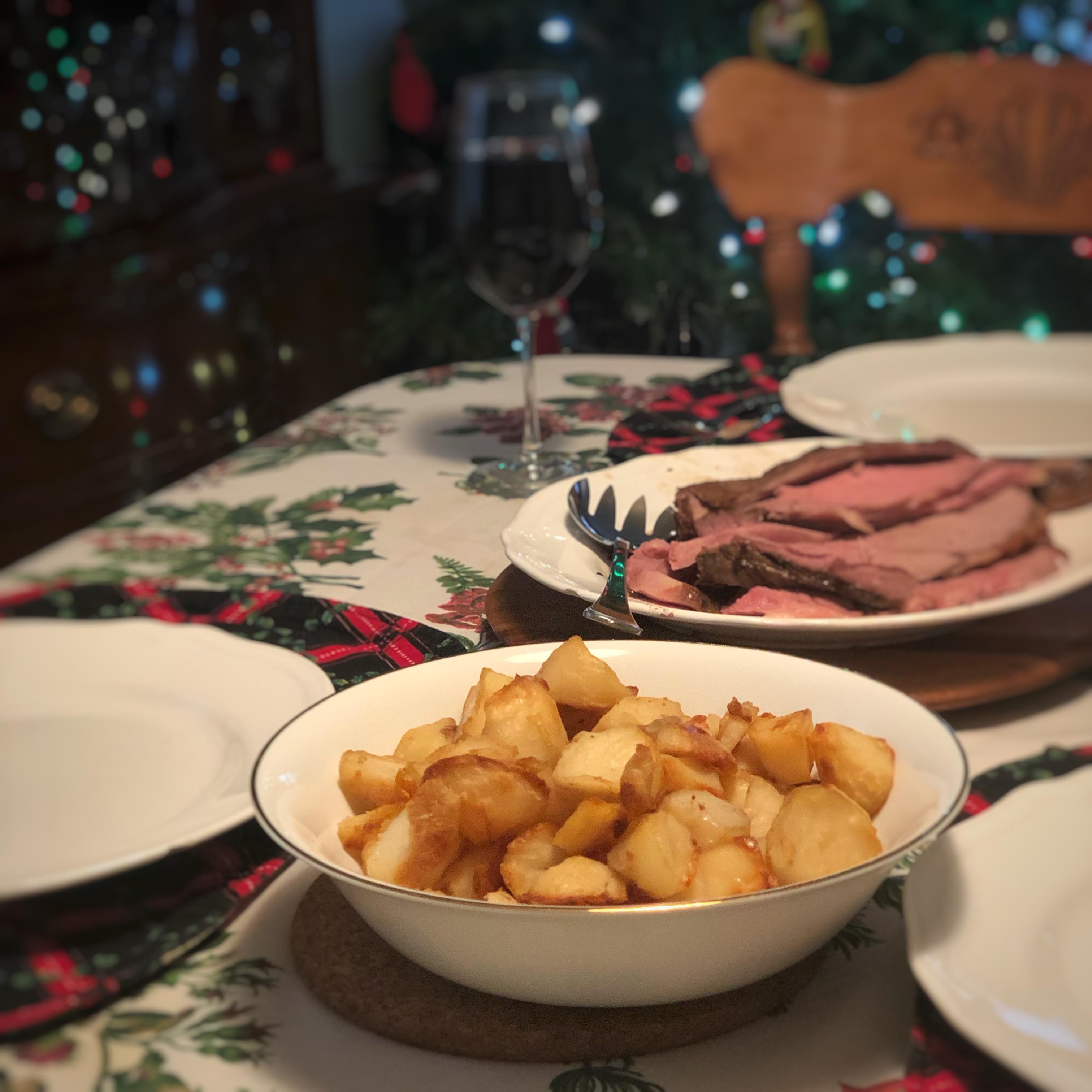 Christmas Potatoes Bren