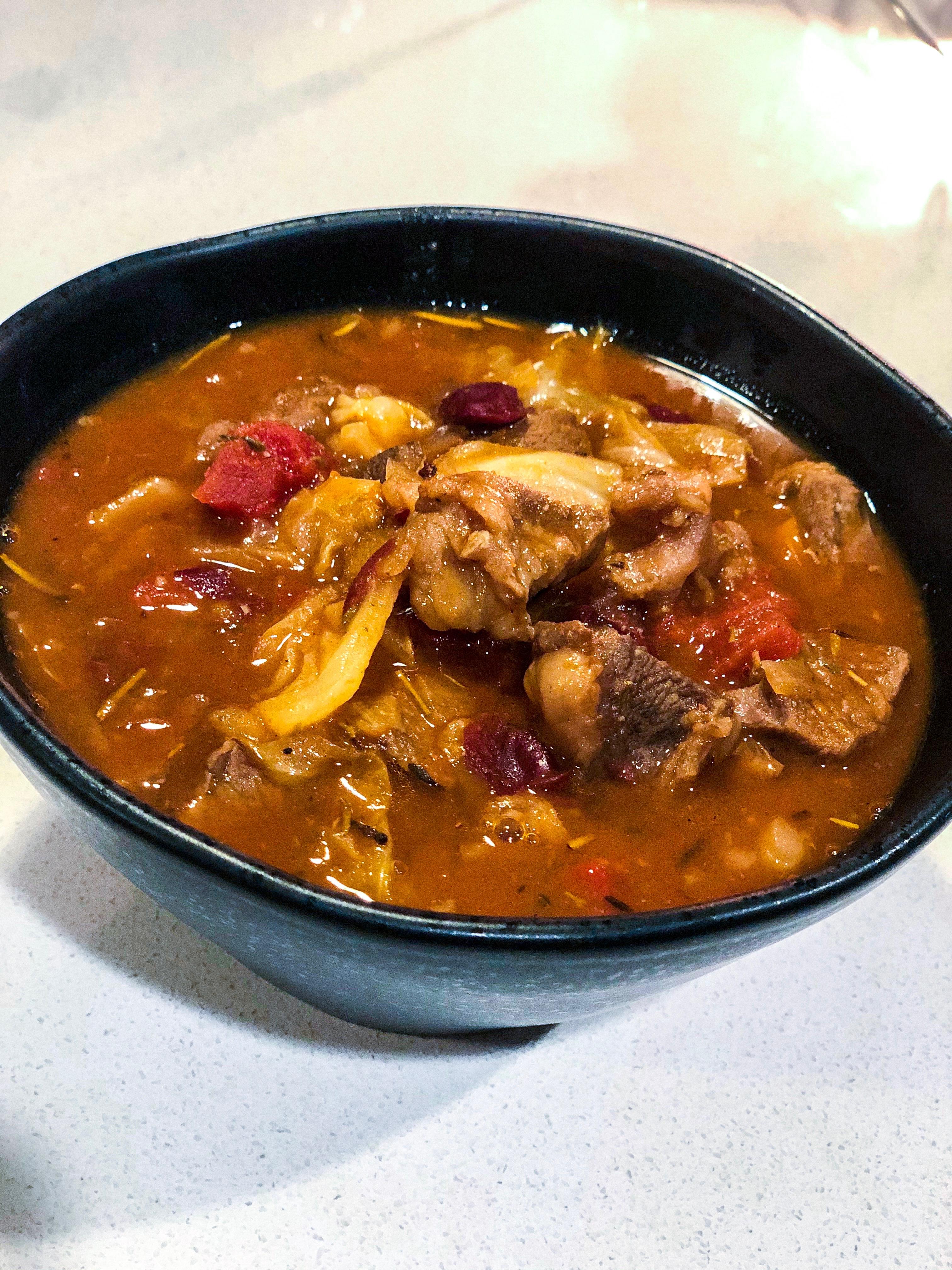 Instant Pot® Cabbage Soup