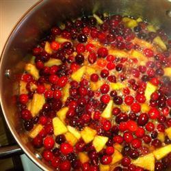 Holiday Cranberry Chutney Melindark