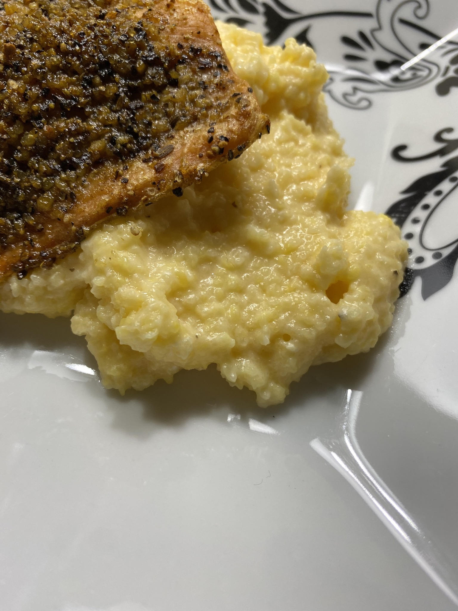Instant Pot® Cream Cheese Grits