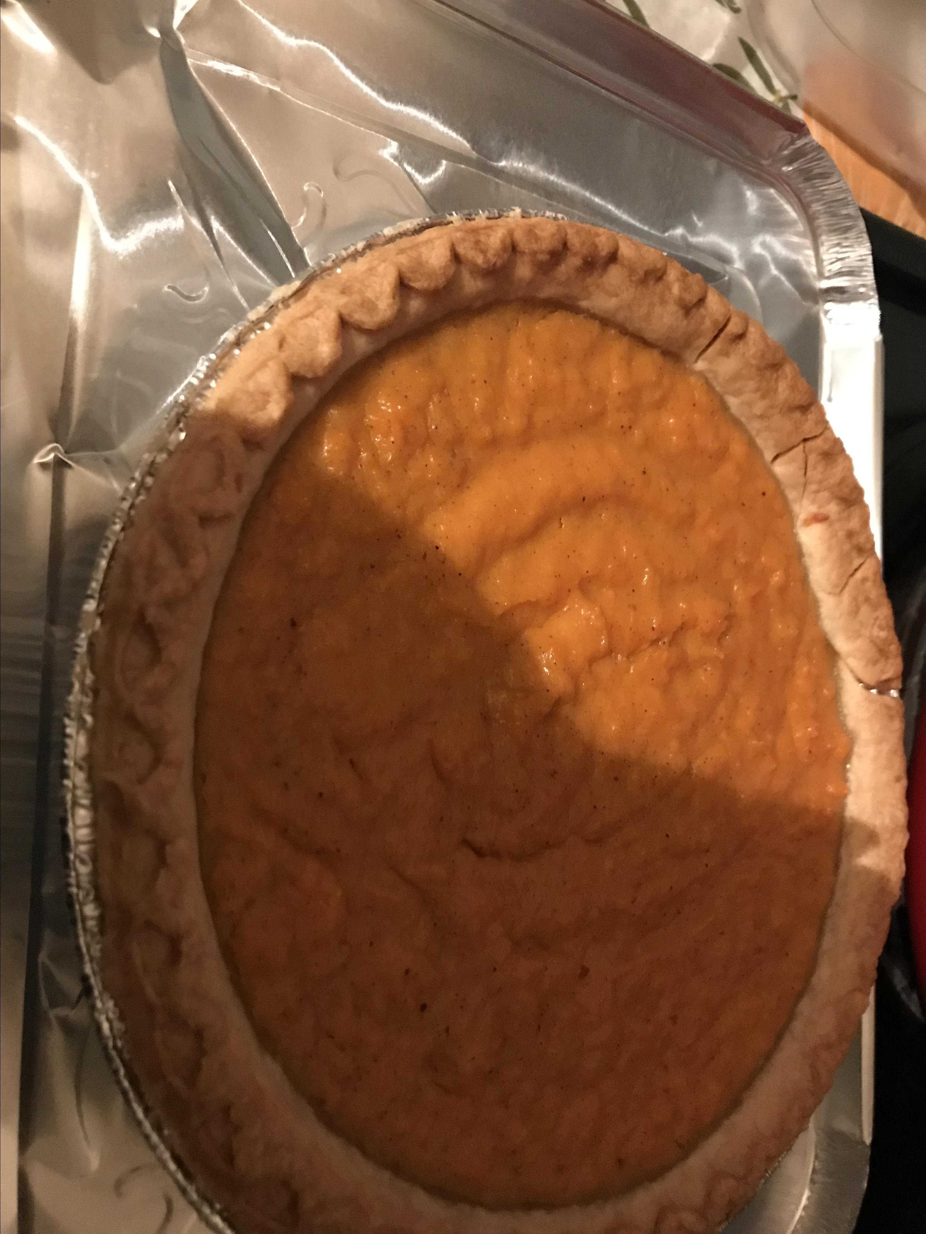 Sweet Potato Pie I