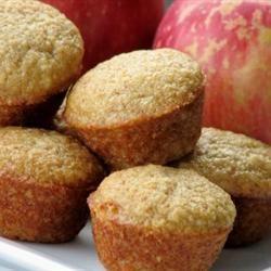 Delightful Apple Spice Muffins mominml