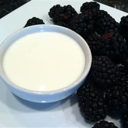 Tequila Fruit Dip and Dressing LatinaCook