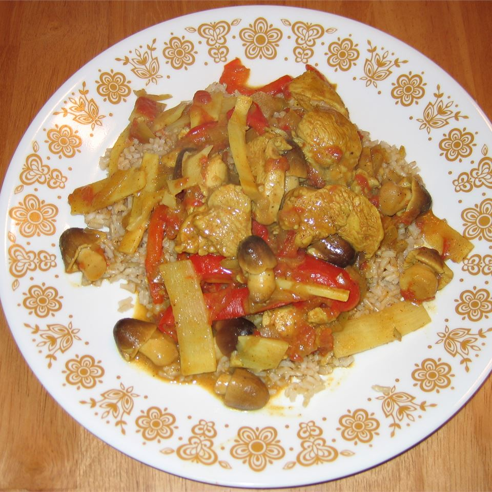 African Curry
