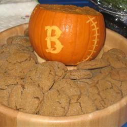 Pumpkin Dip Jenny