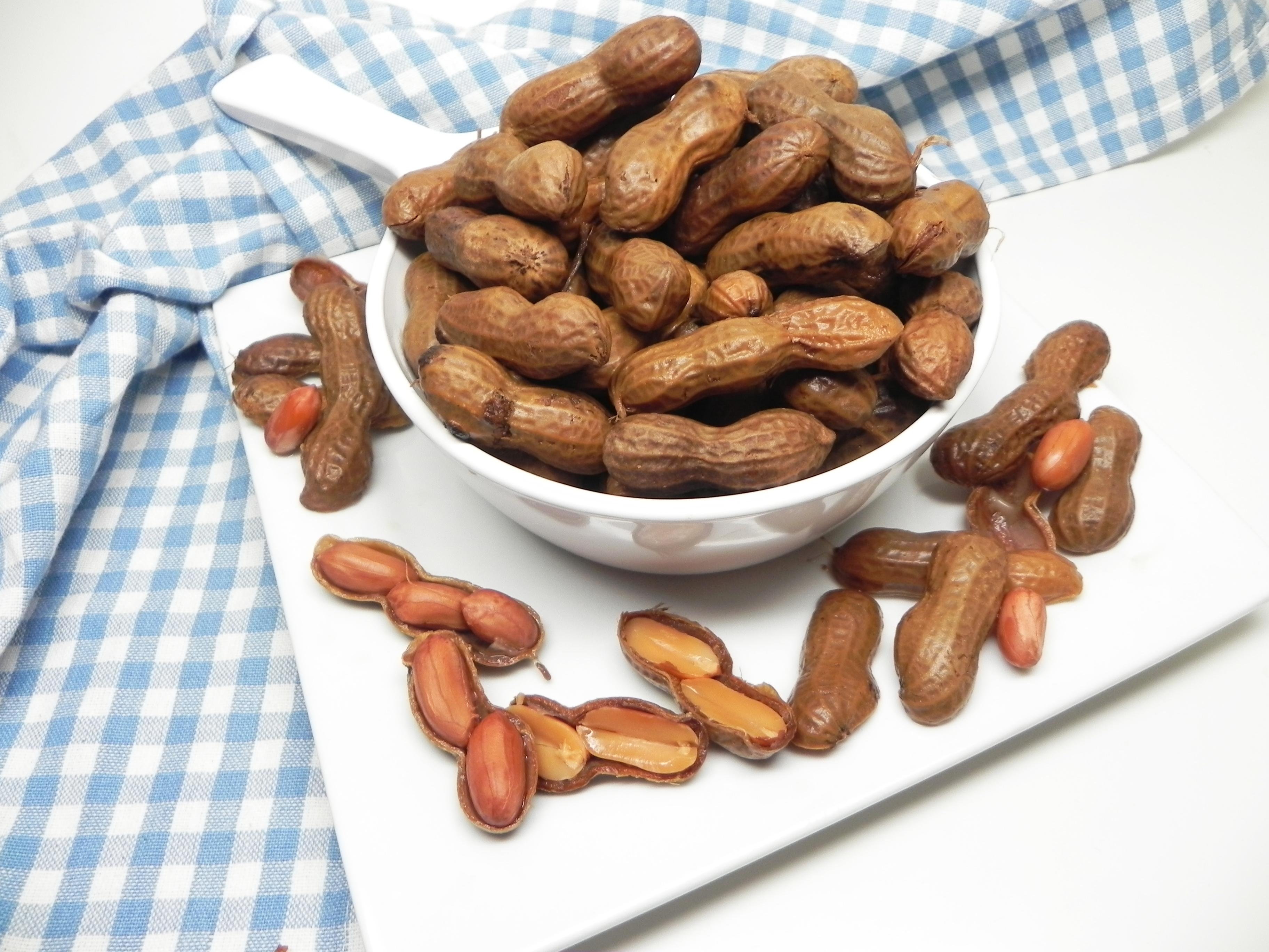 Instant Pot® Cajun Boiled Peanuts