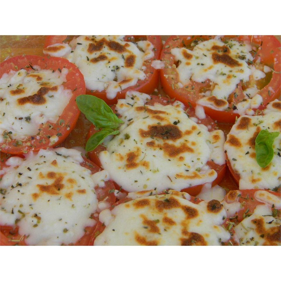 German Tomato Pie Hayley Brin