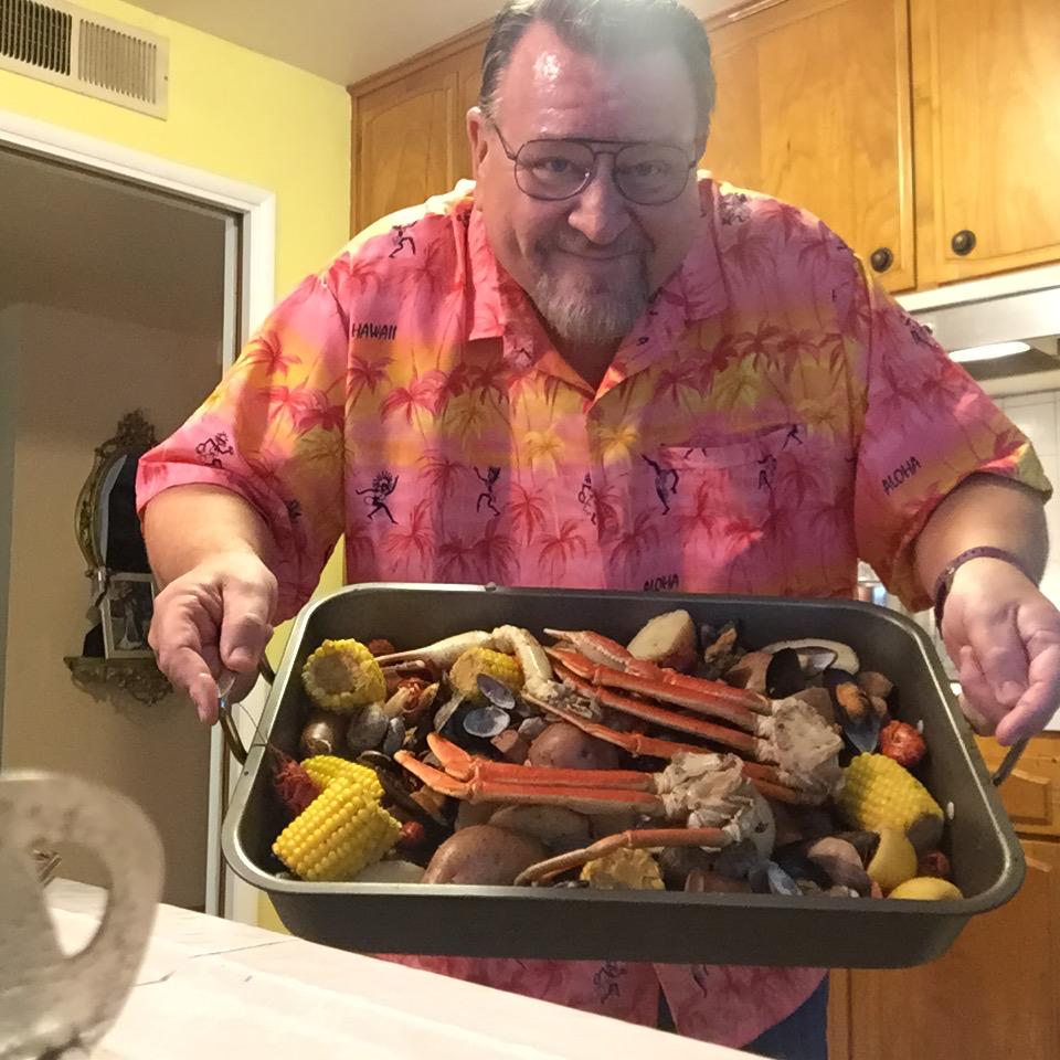 Louisiana Crawfish Boil Raymond Callahan
