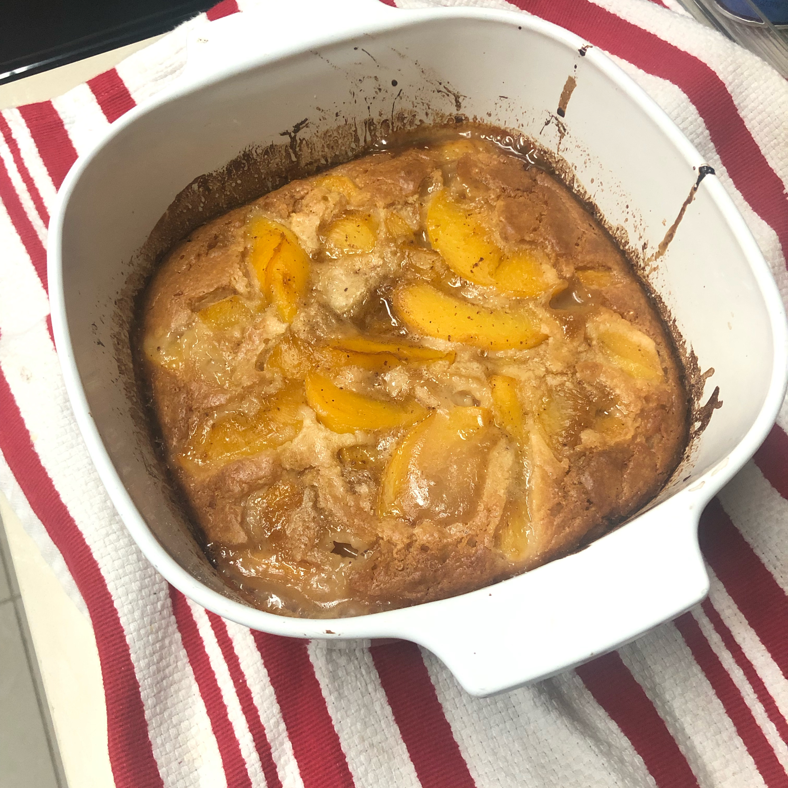 Classic Bisquick™ Peach Cobbler Bisquick