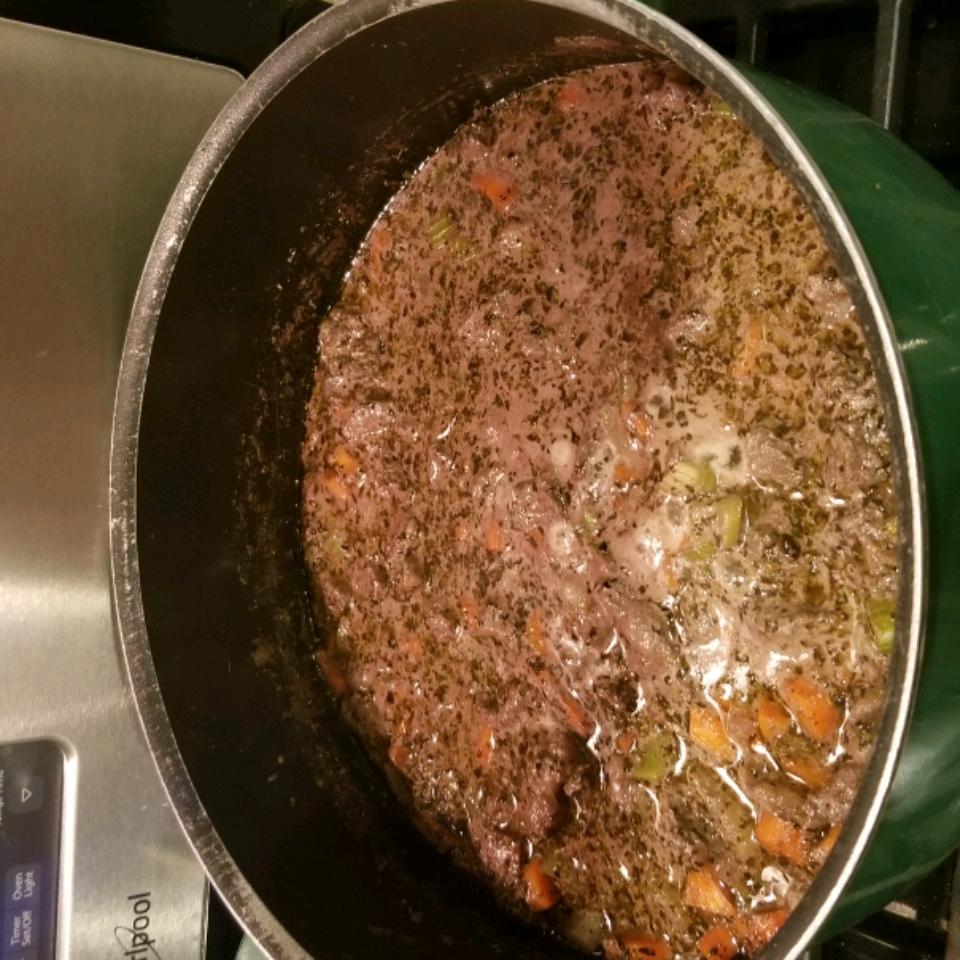 Beef Stew Peter Paul Quesada