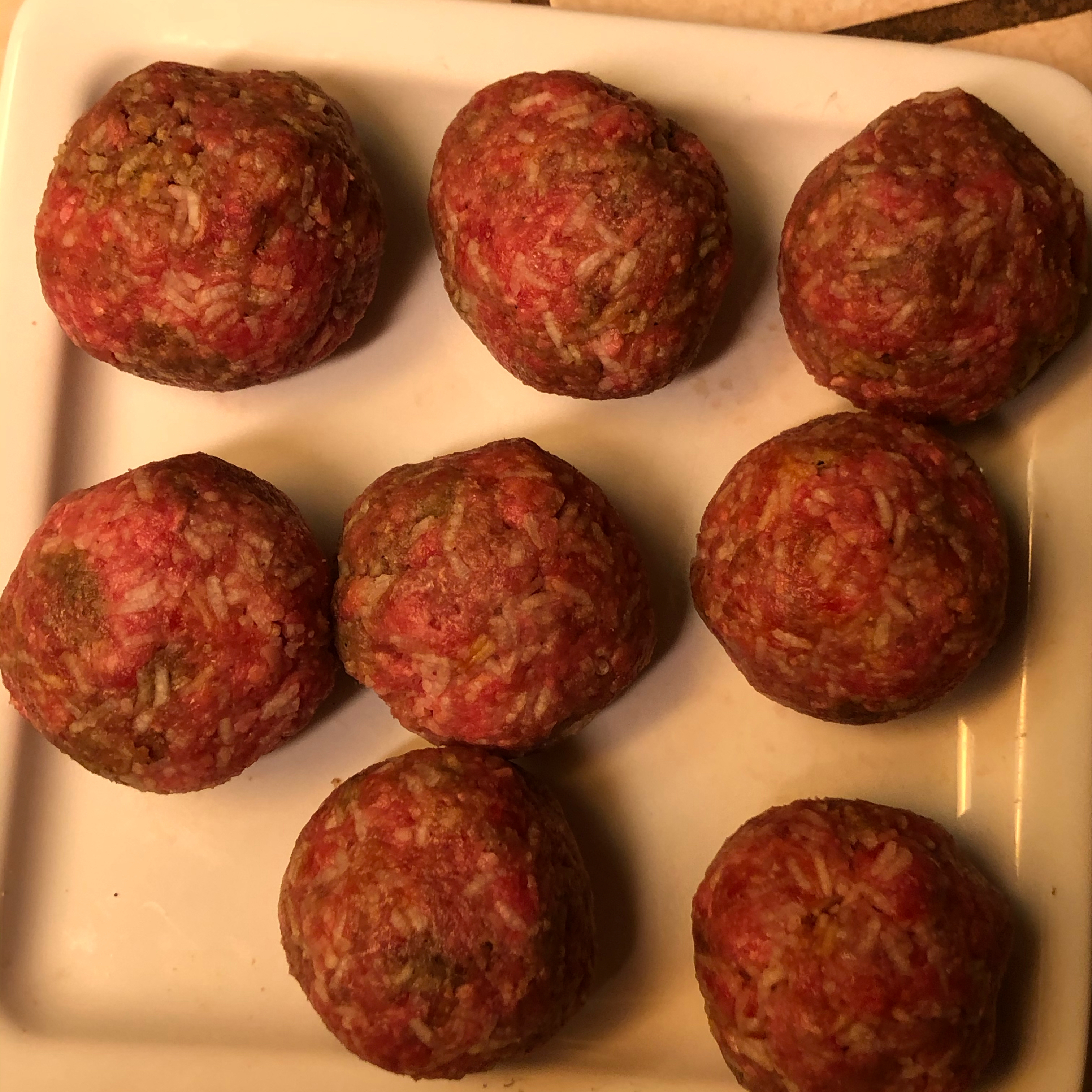 Porcupine Meatballs in Tomato Sauce Jim Wilson