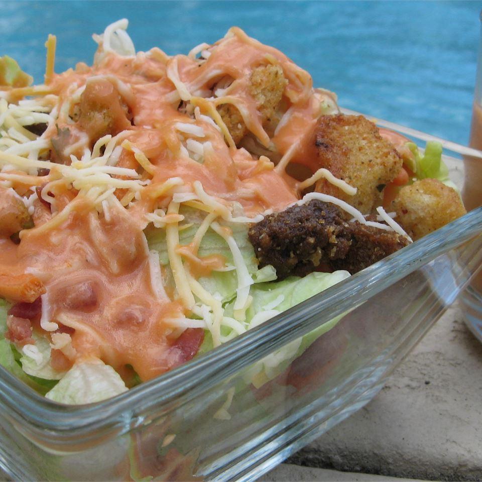 'Secret' Salad Dressing