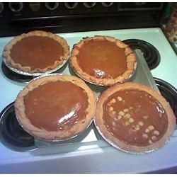 Mom's Pumpkin Pie LAURAAAA