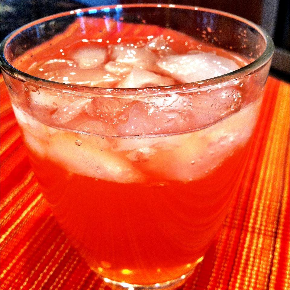 Cherry Vodka Sour LatinaCook